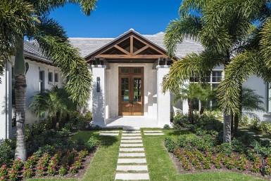 Golf Course Estate Home in Pelican Bay