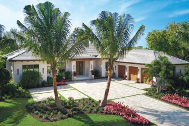 Exceptional New Construction Estate Home in Pelican Bay