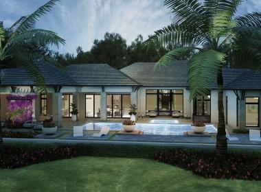 Pelican Bay New Construction Home