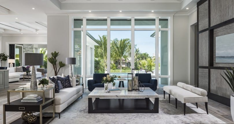 "Pelican Bay Developer Creates Award Winning, ""Must-Have""​ Homes"